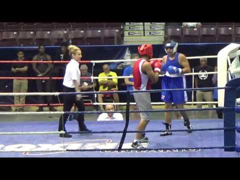 Akos Horvath (2 bouts) vs Harmanjot Mann (4 bouts)