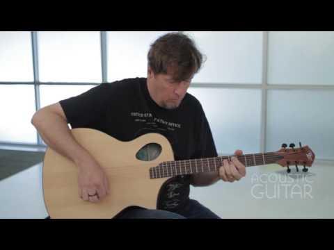 Gear Review: Michael Kelley Forte Port, a Bargain Acoustic Guitar at Under $300