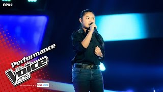 พลอย - ต้องฮักให้สุดใจ - Blind Auditions - The Voice Kids Thailand - 14 May 2017