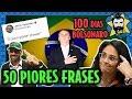 PIORES FRASES dos 100 dias do governo BOLSONARO | Galãs Feios