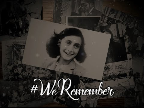 #WeRemember 2018 - Post Your Photo