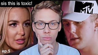 "Jake Paul & Tana Mongeau's Relationship is Toxic (""Tana Turns 21"" Reaction)"