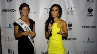 Lisa Opie and Summer Priester at the DC Swim Show 2015