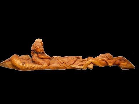 MUSEUM OF WOODEN SCULPTURES GREECE-CRETE-AXOS - WORK IN PROGRESS