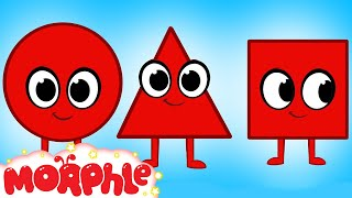 My Magic Shapes! Learn Shapes (2 hour compilation) kids education with My Magic Pet Morphle