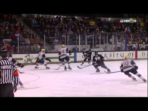 Providence at Notre Dame Highlights - 02/14/2015
