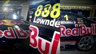 Life In The Pits With Red Bull Racing Australia