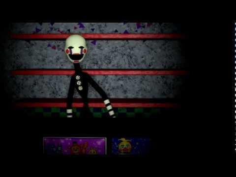 FNAFSFM  box - Puppet