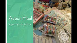 Action Haul vom 18 10 2018