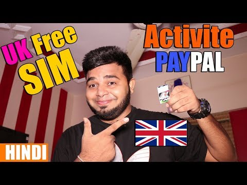 How To Get US/Uk Number Free In Any Country | Uk Sim Card - Giffgaff