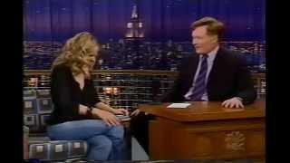 Conan O'Brien 'Sarah Michelle Gellar 5/13/2002 (ads)