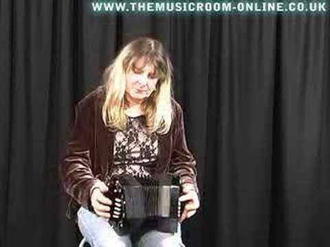 Gina Le Faux plays the Rochelle C/G Anglo Concertina