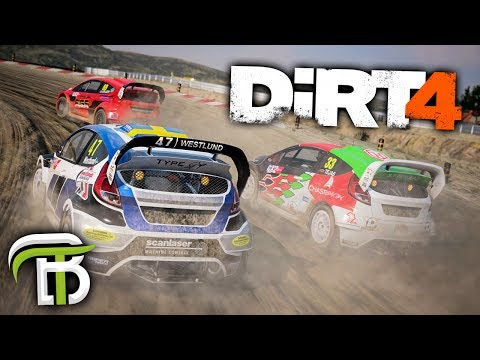 TIGHTEST CHAMPIONSHIP RACES | DiRT 4