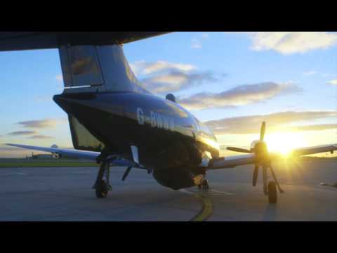 The plane that can fly itself - BBC Click