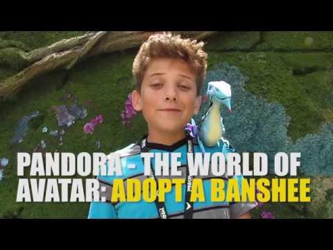 Pandora - The World of Avatar: Adopt A Banshee