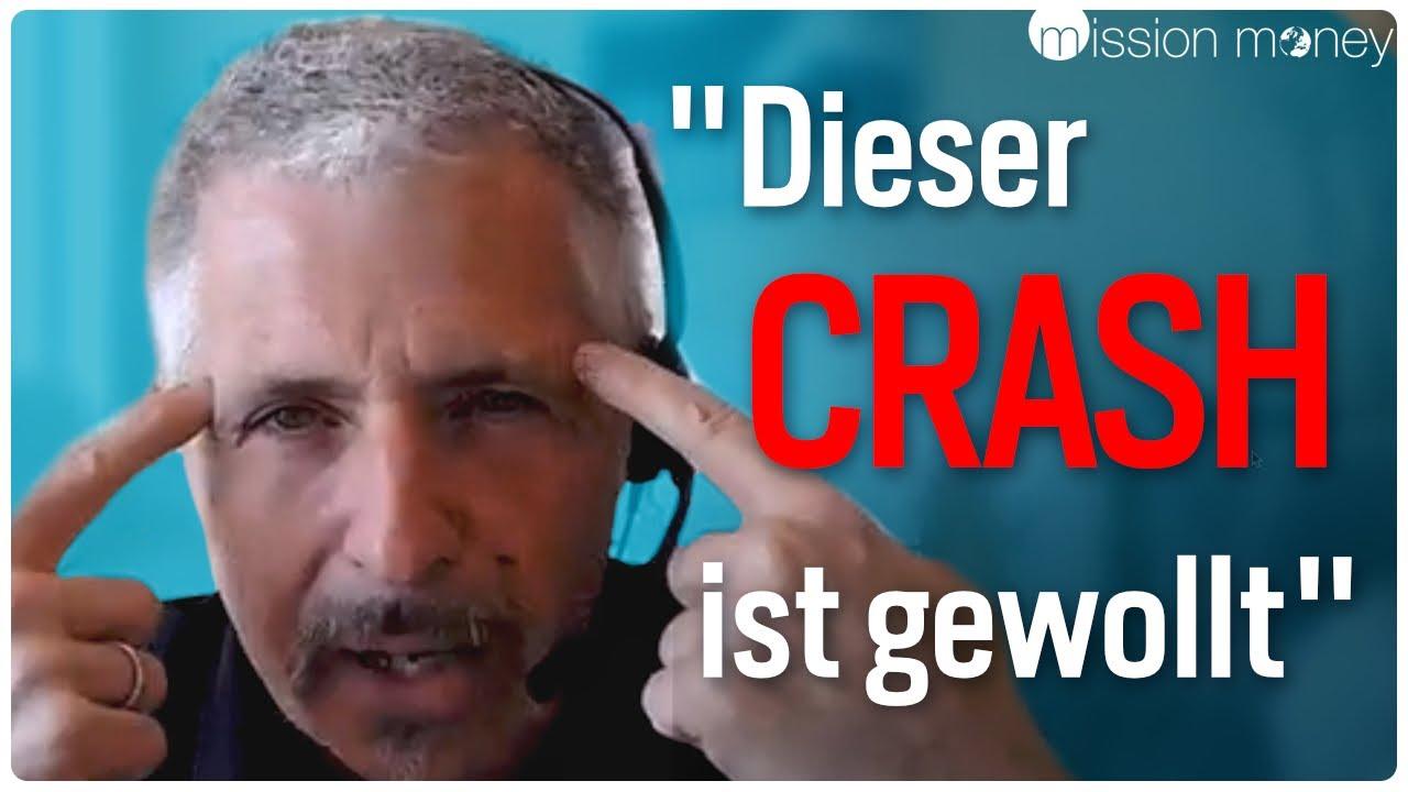 Dirk Müller: So schlimm wird es noch – und wer dahinter steckt