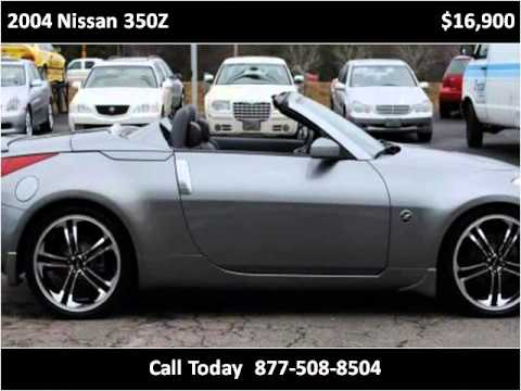 2004 Nissan 350Z available from Triangle Imports