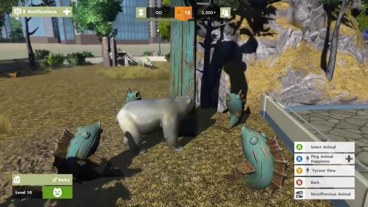 Zoo Tycoon 3: Polar Bear