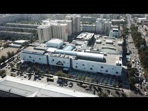 Открытие нового центра «Дордой Плаза»