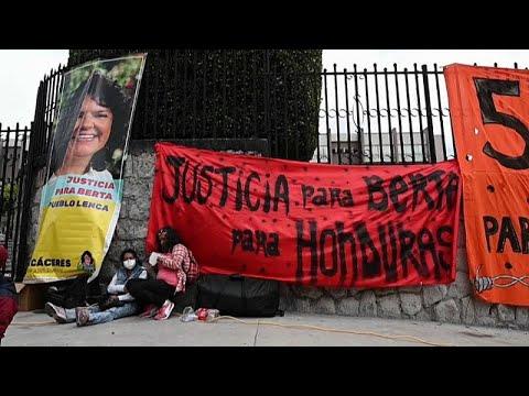 Cáceres. al via il processo al presunto mandante dell'omicidio dell'ambientalista