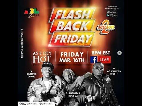 3/7/2018 | Washington DC TV/Radio | Flashback Friday Mixshow #AsEdeyHOT | Tekno, Lil Kesh, Wizkid