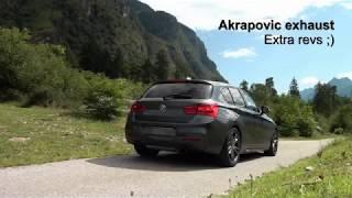 BMW m140i XDrive - Exhaust Battle!!!