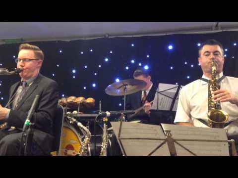 Bogalousa Strut - Michael McQuaid's Sam Morgan New Orleans Jazz Band - Whitley Bay 2015
