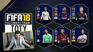 IN ARRIVO I TOTY! CONTINUIAMO A PREPARARE IL CLUB con LE SBC! FIFA 18 ITA