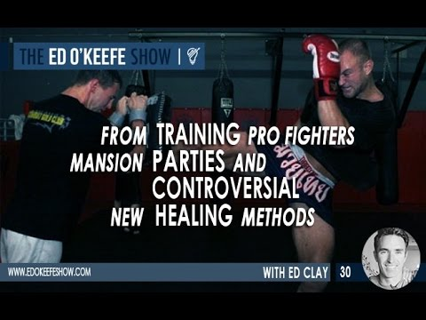From Training Pro Fighters, Mansion Parties, and Controversial New Healing Methods