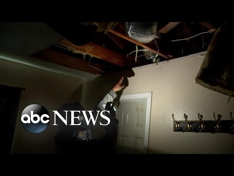 Texas residents come together amid devastating conditions