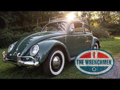 The Wrenchmen | Todd's 1957 Volkswagen Beetle - Episode 5