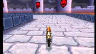 [MKWii] Bowser Castle 3 No Stop Spin Drift Shortcut! O: