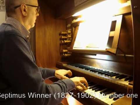 Septimus Winner (1827-1902) Number one march, Sandro Carnelos