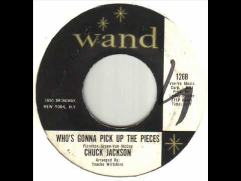 Chuck Jackson - Who's Gonna Pick Up The Pieces.wmv