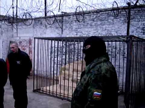 ФБУ ИК №5 (Металка). Шизо. После бунта в 2007 году. Установление режима.