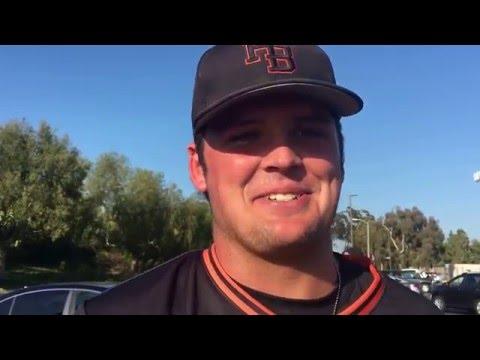 Huntington Beach HS Baseball - Post (5.12.16)