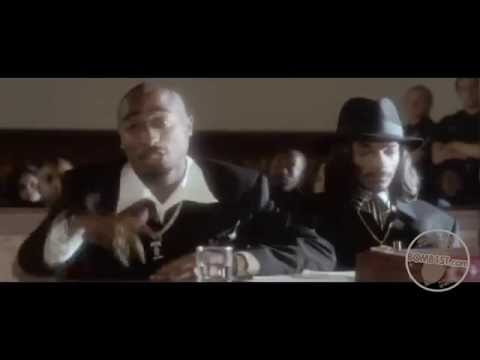 2Pac Snoop Dogg - 2 Of Amerikaz Most Wanted (Remix Vid)