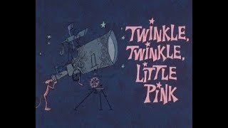Pink Panther: TWINKLE, TWINKLE, LITTLE PINK (TV Version, laugh track)