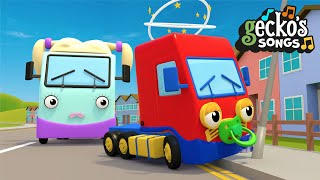 Best Baby Truck Epic Fails | Gecko's Garage | Baby Trucks For Kids | Educational Videos For Toddlers