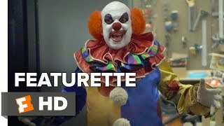 Goosebumps Featurette - Fun on the Set (2015) - Jack Black Movie HD