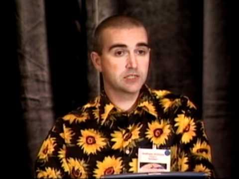 Gary Mckinnon lecture Las Vegas by Matthew Williams