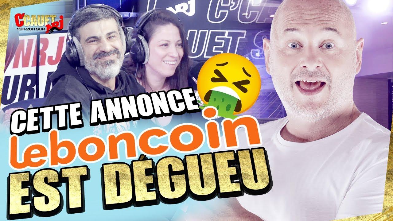 Download Cette annonce Leboncoin est dégueu ! C'Cauet sur NRJ