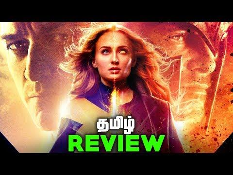 X MEN Dark Phoenix Tamil Movie REVIEW(தமிழ்)