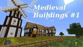 minecraft medieval buildings