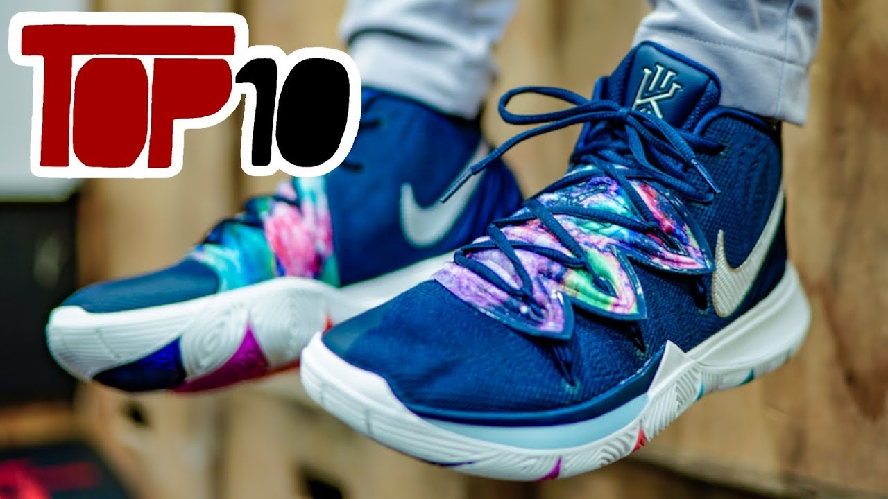 f95ae1aa65b Top 10 Basketball Shoes Of 2019 You Can Wear Casually - YouTube