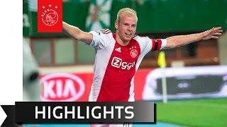 Highlights Rapid Wien - Ajax