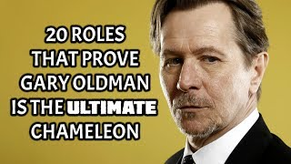 20 Roles That Prove Gary Oldman Is The Ultimate Chameleon
