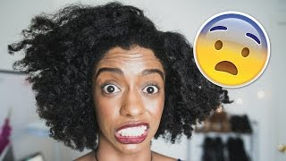 6 Natural Hair Styles That Are RUINING Your Natural Hair