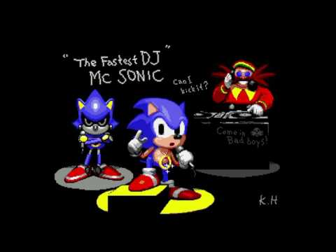 Sonic CD Extras #4-debug Mode And Secrets