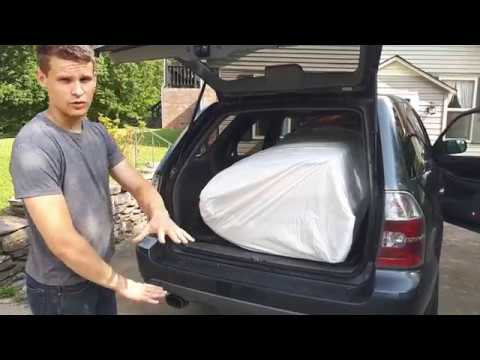 How To Fit A King Size Mattress Into An Suv Car